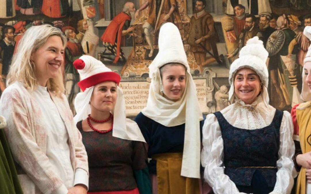 Las mujeres en la historia de Bilbao